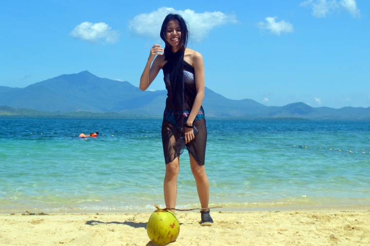 Luli Island coconut