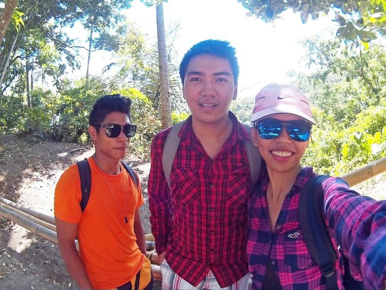 Team Plaid with kuya Junjun