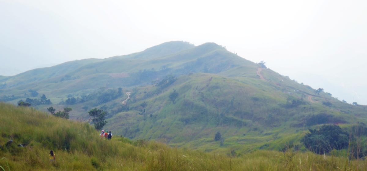 Climbing Mt. Balagbag