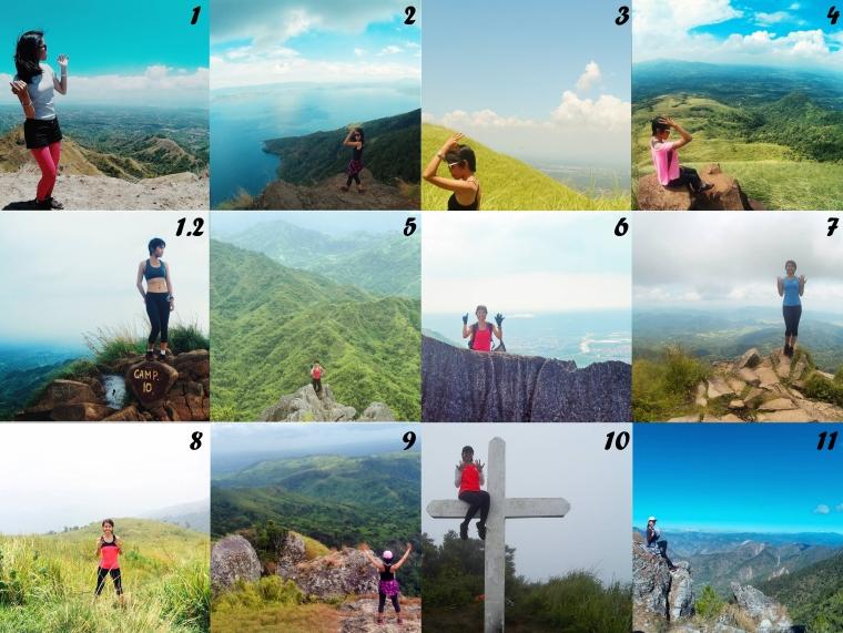 2015 climbs