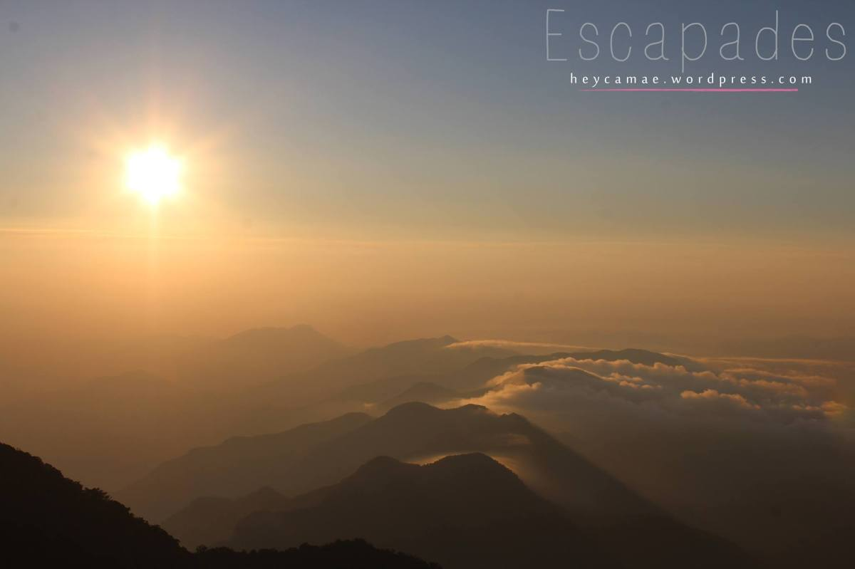 Mt. Amuyao Reverse-Traverse via Batad-Barlig