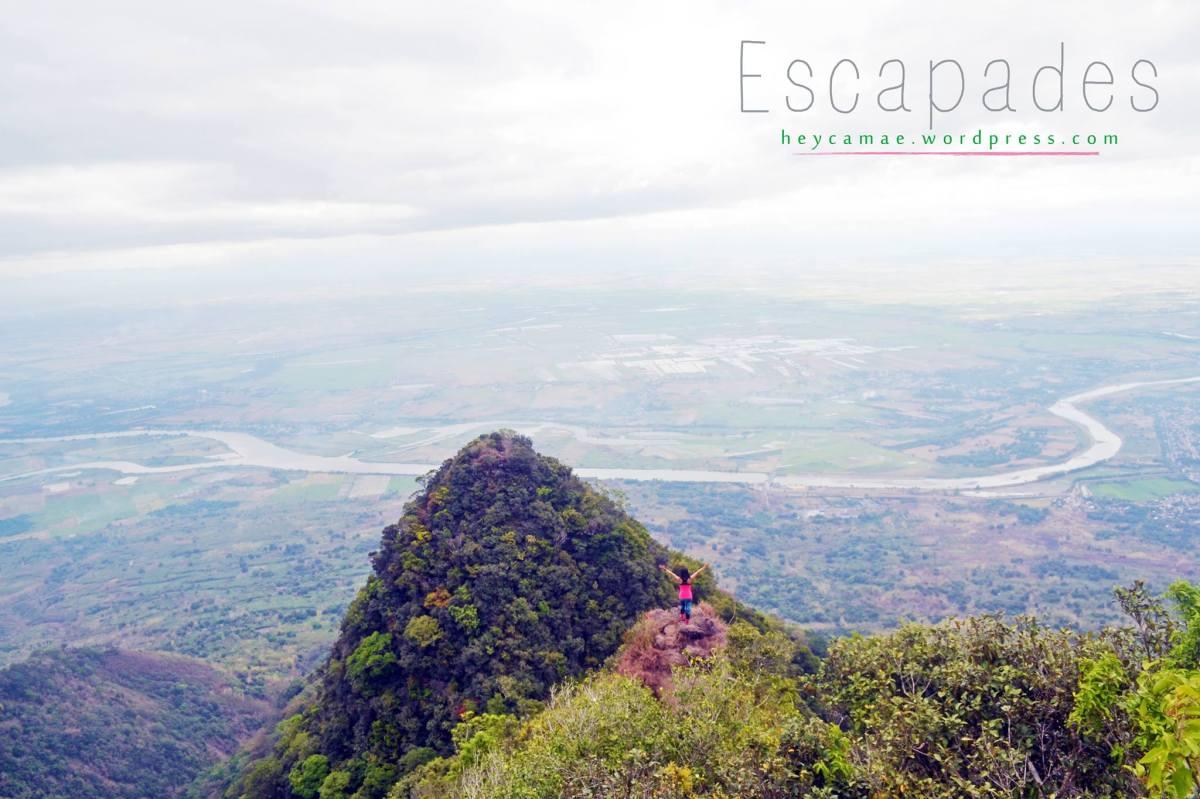 Mt. Arayat Traverse Dayhike via Magalang - Arayat
